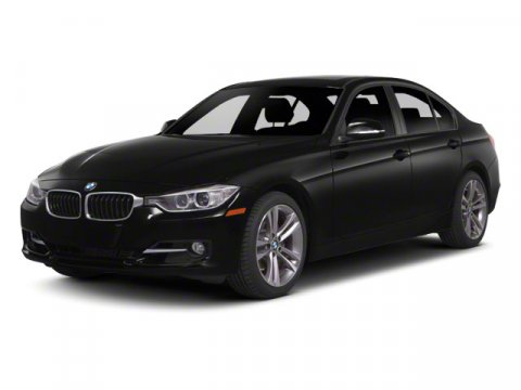 2012 BMW 3 Series 335i RWD Jet BlackBlack V6 30L Automatic 42674 miles BLACK ON BLACK NAVIG