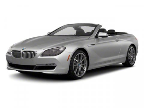 2012 BMW 6 Series 650i Convertible Alpine WhiteCinnamon Brown V8 44L Automatic 51262 miles CLE