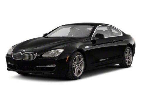 2012 BMW 6 Series 650i Coupe Jet BlackBlack V8 44L Automatic 38871 miles ELEGANT ONE OWNER BMW