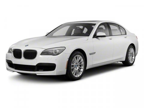 2012 BMW 7 Series 740Li RWD Jet BlackTan V6 30L Automatic 48650 miles ELEGANT ONE OWNER BMW 7