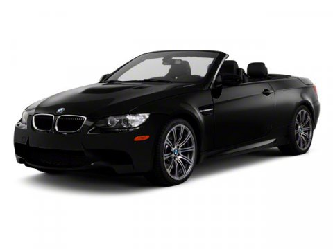 2012 BMW M3 Convertible RWD Space Gray MetallicBlack V8 40 Manual 42285 miles THIS VEHICLE IS