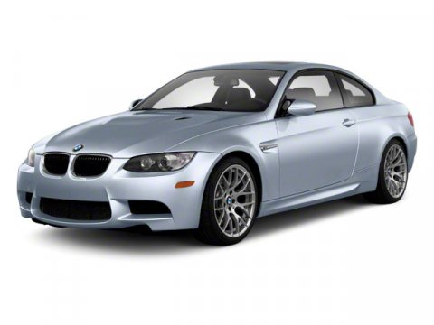 2012 BMW M3 Base Silverstone Metallic V8 40 Manual 43688 miles RARE COMPETITION PKG M3 COUPE
