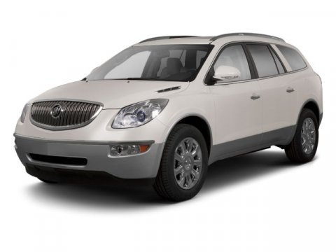 2012 Buick Enclave Premium White Diamond Tricoat V6 36L Automatic 45182 miles  Heated Mirrors