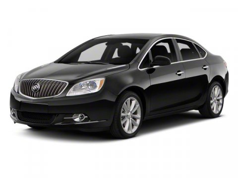 2012 Buick Verano Leather Group Black Onyx V4 24L Automatic 14379 miles  18 x 8 Multi-Spoke Ma