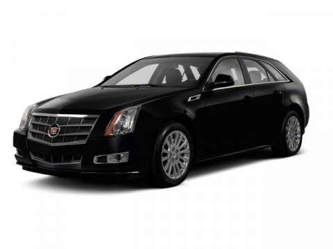 2012 Cadillac CTS Wagon Premium Crystal Red TintcoatBlack V6 36L Automatic 48102 miles AWD N