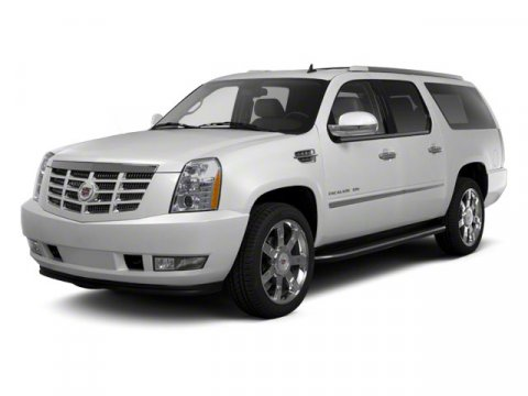 2012 Cadillac Escalade ESV Luxury Mocha Steel Metallic V8 62L Automatic 42611 miles  LockingL