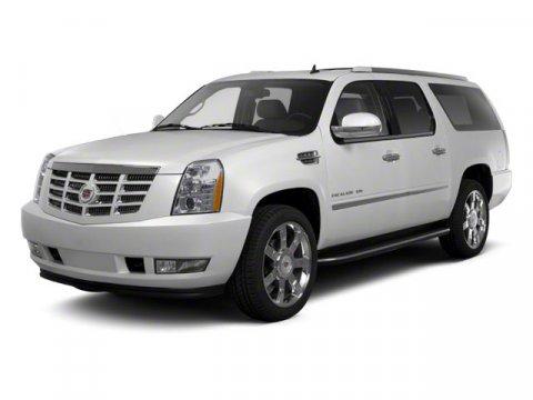 2012 Cadillac Escalade ESV Luxury AWD Black RavenEbonyEbony V8 62L Automatic 43783 miles NAV