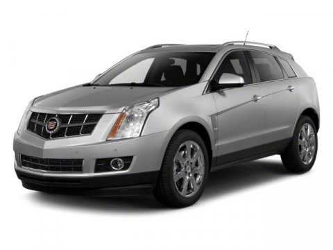 2012 Cadillac SRX AWD 4dr Luxury Collection Black RavenEbony V6 36L Automatic 49549 miles  Pow