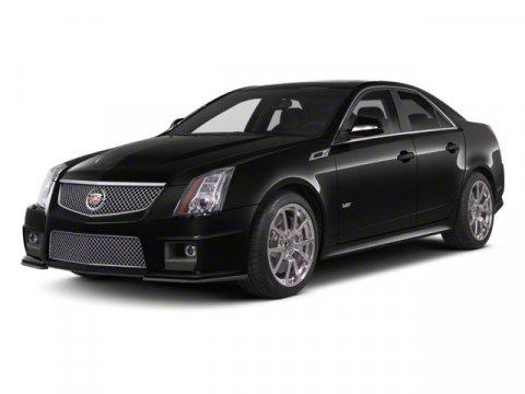 2012 Cadillac CTS-V Sedan Crystal Red Tintcoat V8 62L  49887 miles  Power Driver Seat  Mirro