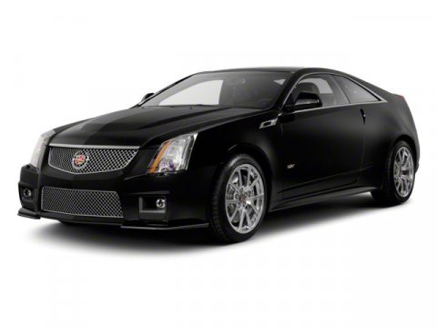 2012 Cadillac CTS-V Coupe Black Raven V8 62L  33247 miles  Power Driver Seat  Mirror Memory