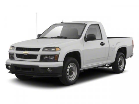 2012 Chevrolet Colorado Regular Cab Work Truck RWD WhiteMedium Pewter V4 29L Automatic 48727 m