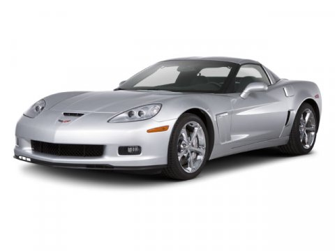 2012 Chevrolet Corvette Grand Sport Performance Pkg 2D C Cyber Gray Metallic V8 62L Automatic