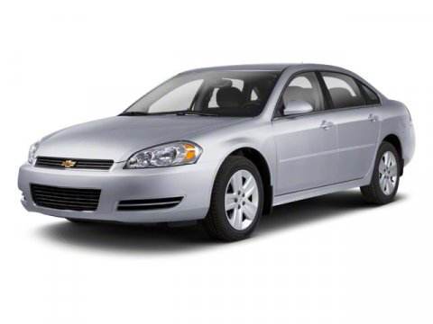 2012 Chevrolet Impala LT Fleet Ashen Gray Metallic V6 36L Automatic 41151 miles  Front Wheel D