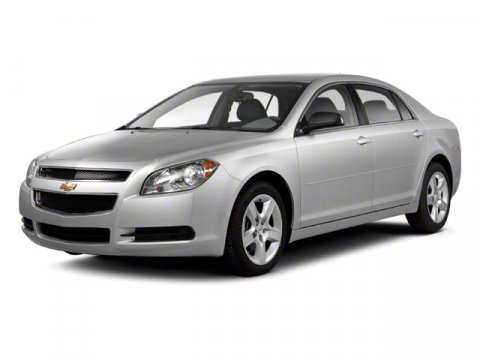 2012 Chevrolet Malibu LT w1LT White V4 24L Automatic 45639 miles  Front Wheel Drive  Power S
