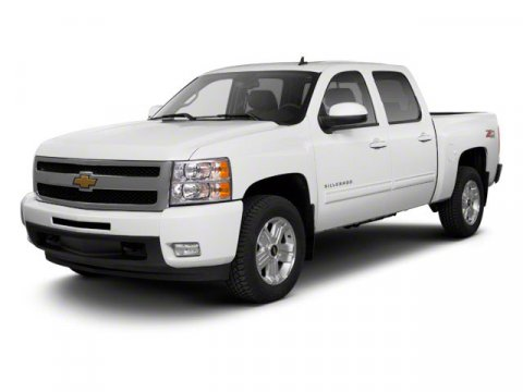 2012 Chevrolet Silverado 1500 LTZ White V8 53L Automatic 18078 miles  Tow Hitch  LockingLimi