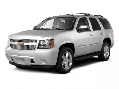 2012 Chevrolet Tahoe LS Summit White V8 53L Automatic 61298 miles  Four Wheel Drive  Tow Hit