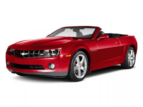 2012 Chevrolet Camaro SS Convertible Summit WhiteInferno Orange V8 62L Manual 23875 miles LOCA