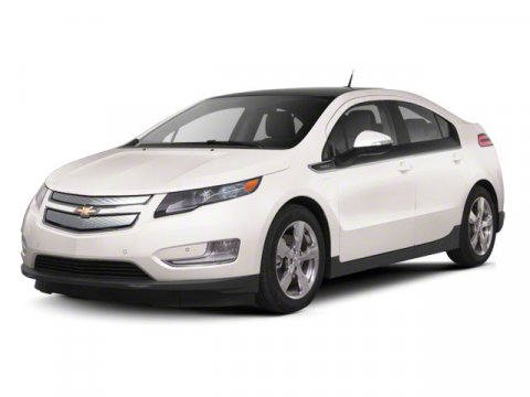 2012 Chevrolet Volt Base Black V4 14L Automatic 57109 miles 4D Hatchback Clean Carfax and No