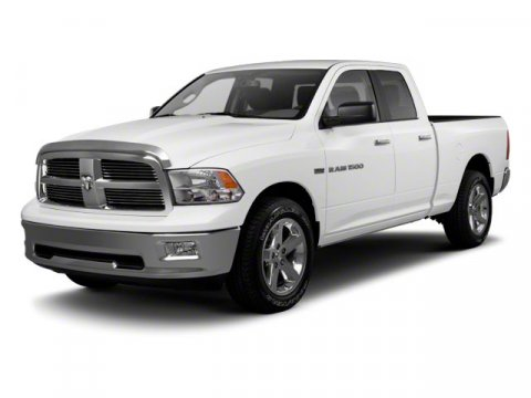 2012 Ram 1500 Crew Cab Pickup Bright Silver Metallic V8 47L Automatic 29567 miles -NEW TIRES