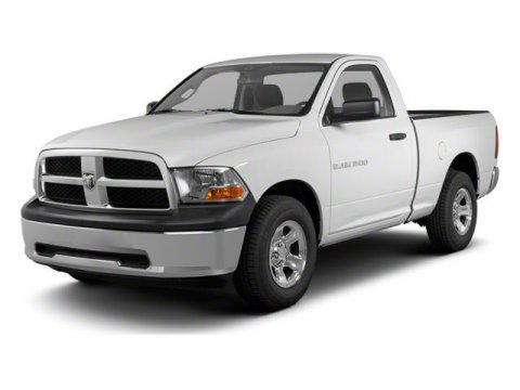 2012 Dodge 1500 ST True Blue Pearl V6 37L Automatic 51701 miles  Rear Wheel Drive  Power Ste