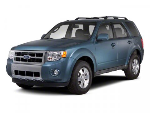 2012 Ford Escape Limited Steel Blue Metallic V6 30L Automatic 27823 miles  Four Wheel Drive
