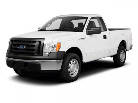 2012 Ford F-150 XLT Oxford WhiteSteel Gray V6 37L Automatic 53742 miles  373 AXLE RATIO WLI