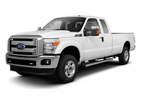2012 Ford Super Duty F-250 SRW WhiteSTEEL CLOTH V8 62L Automatic 2 miles  Rear Wheel Drive  T