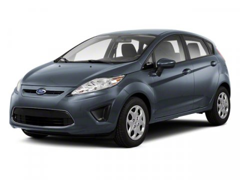 2012 Ford Fiesta SES Black V4 16L Automatic 0 miles  Front Wheel Drive  Power Steering  Alum