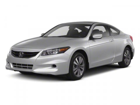 2012 Honda Accord Cpe EX-L Taffeta White V6 35L Manual 22745 miles  Front Wheel Drive  Power