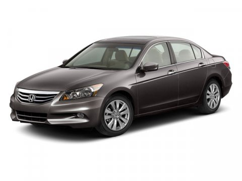 2012 Honda Accord Sdn EX-L V6 wNav Polished Metal Metallic V6 35L Automatic 38664 miles Used