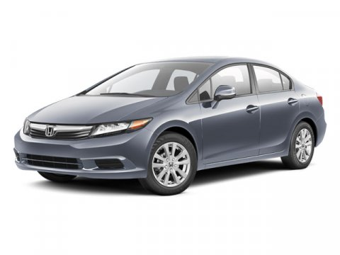 2012 Honda Civic Sdn EX Alabaster Silver Metallic V4 18L Automatic 23816 miles FOR AN ADDITION