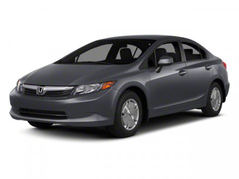2012 Honda Civic Sdn HF Polished Metal MetallicGray V4 18L Automatic 59304 miles Want to know