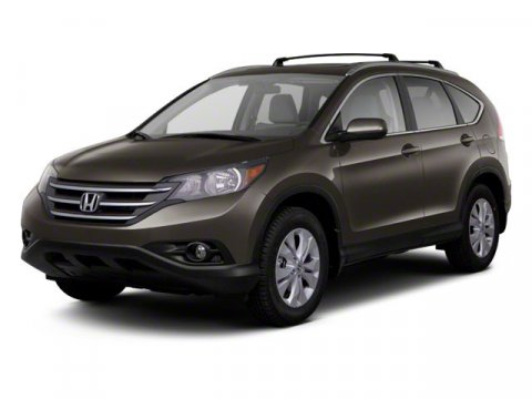 2012 Honda CR-V EX-L GrayGray V4 24L Automatic 41285 miles Youll have peace of mind knowing