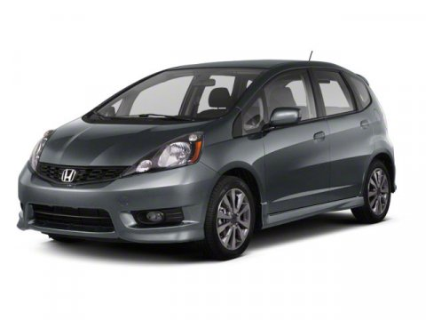 2012 Honda Fit Sport Alabaster Silver Metallic V4 15L Automatic 44327 miles ONE OWNER  CLEAN