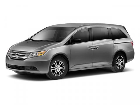 2012 Honda Odyssey EX FWD Polished Metal MetallicGray V6 35L Automatic 43661 miles One Owner
