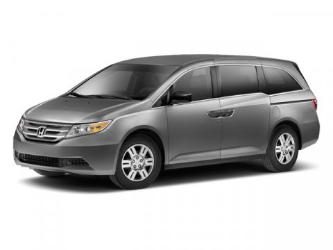 2012 Honda Odyssey LX Taffeta White V6 35L Automatic 48390 miles Sturdy and dependable this p