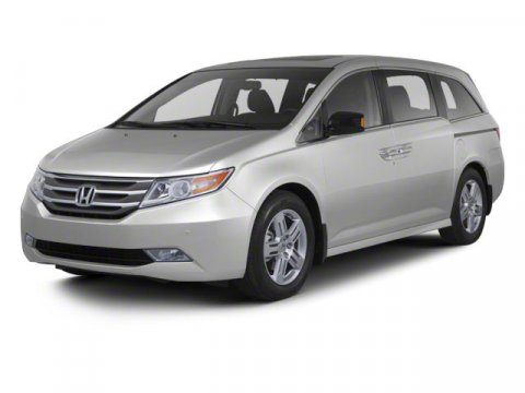 2012 Honda Odyssey Touring Celestial Blue MetallicGray V6 35L Automatic 32885 miles OVER 2000