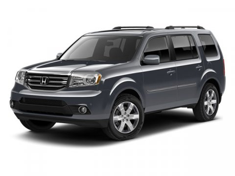 2012 Honda Pilot Touring White Diamond Pearl V6 35L Automatic 23365 miles Home of the Exclusi