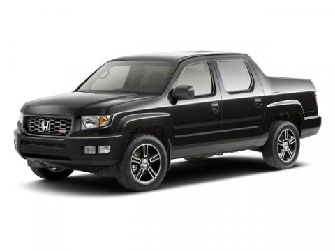2012 Honda Ridgeline Sport  V6 35L Automatic 62997 miles 18 x 75 Machine-Finished Black Alloy