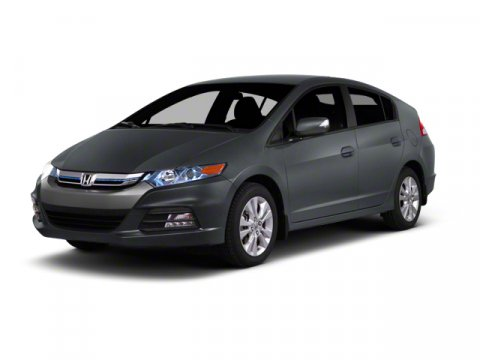 2012 Honda Insight EX Crystal Black PearlGray V4 13L Variable 23266 miles   Stock DDD9698A