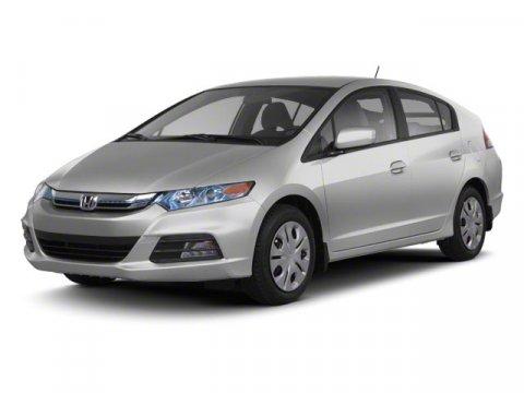2012 Honda Insight LX Hybrid Hatchback Taffeta WhiteGray V4 13L Variable 17576 miles THOUSAND