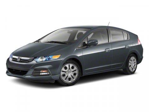 2012 Honda Insight Hybrid Hatchback GrayGray V4 13L Automatic 37483 miles CLEAN CARFAX STUN