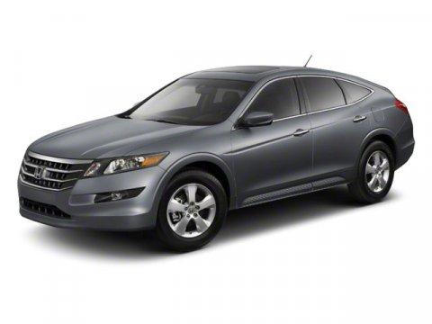 2012 Honda Crosstour EX Polished Metal Metallic V6 35L Automatic 21581 miles  Front Wheel Dri