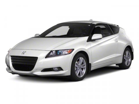2012 Honda CR-Z EX Crystal Black Pearl V4 15L Variable 22030 miles  Front Wheel Drive  Power