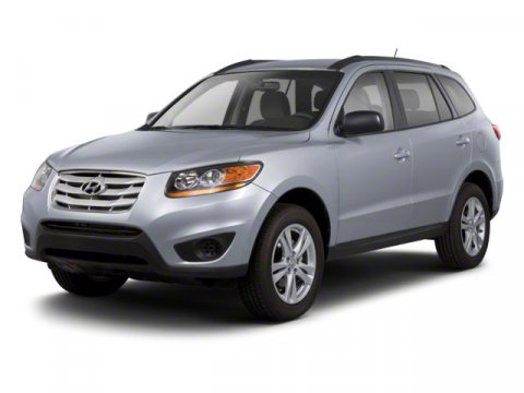 2012 Hyundai Santa Fe GLS Moonstone Silver V4 24L Automatic 15414 miles  All Wheel Drive  Pow