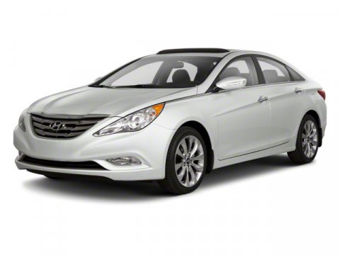 2012 Hyundai Sonata SE FWD WhiteGray V4 20L Automatic 96557 miles White with Grey Leatherette