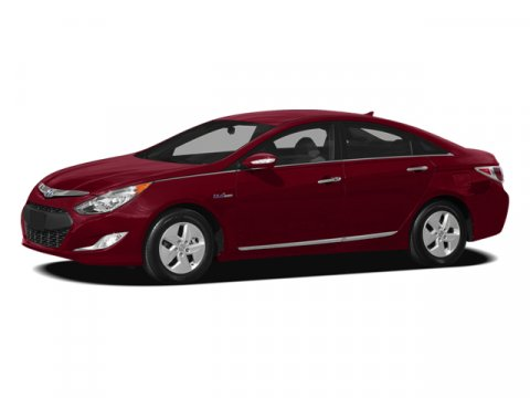 2012 Hyundai Sonata Hybrid Venetian Red Pearl V4 24L Automatic 34731 miles In 2011 the redesi