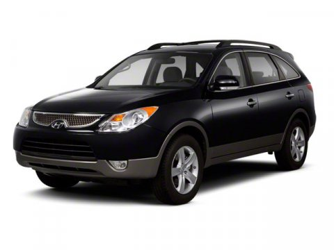 2012 Hyundai Veracruz GLS Black V6 38L Automatic 111049 miles Recent Arrival Priced below KB