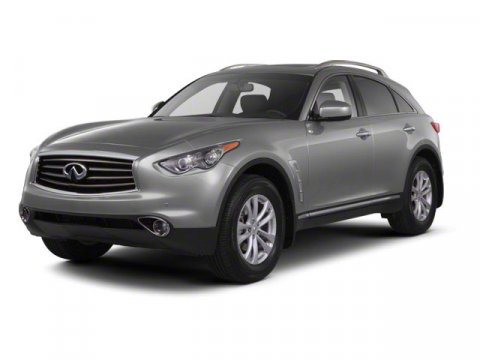 2012 Infiniti FX35 GrayBLACK V6 35L Automatic 23374 miles NEW ARRIVAL Every vehicle comes wit
