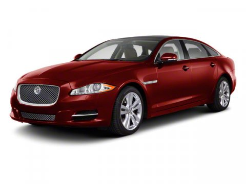 2012 Jaguar XJ Rhodium SilverBlack V8 50L Automatic 42064 miles CLEAN CARFAX LUXURIOUS ONE O